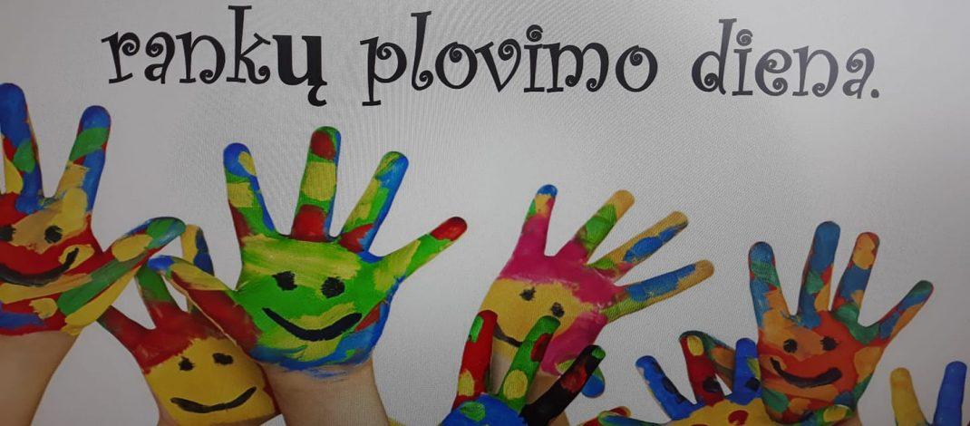 Pasaulinė rankų plovimo diena