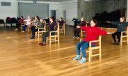 Senjorų ir vyresnio amžiaus žmonių fizinis aktyvumas