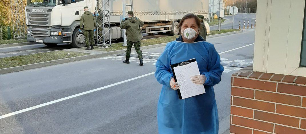 Visuomenės sveikatos specialistai – pirmose kovos su COVID-19 pozicijose
