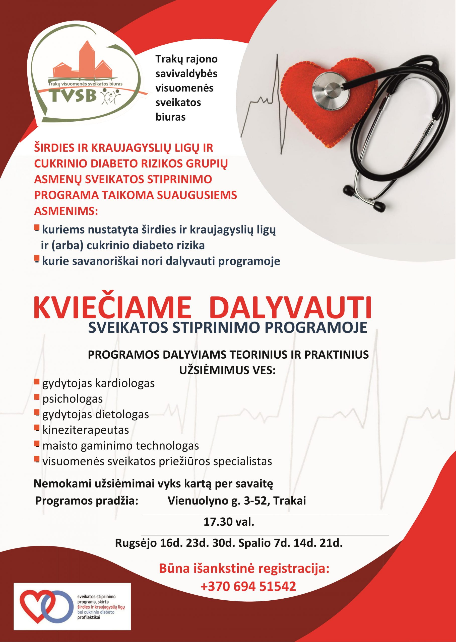 hipertenzija fizinio krūvio metu