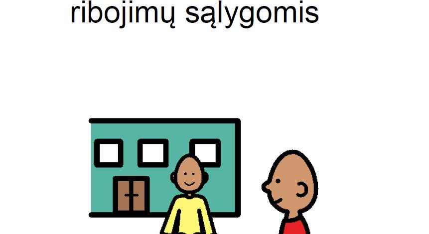 Grįžtame į mokyklą – informacija vaikams