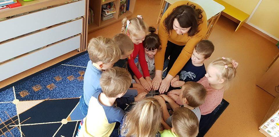 Pasaulinė rankų plovimo diena Lentvario lopšelyje-darželyje Šilas